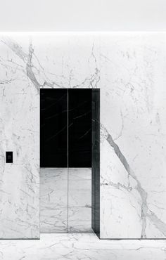 Wallpaper* is the world's number one global design destination, championing the best in architecture, interiors, fashion, art and contemporary lifestyle Elevator Door, Elevator Lobby, Lobby Interior, Retail Interior, Interior Design, Lobby Design, Hall Design, Portal, Elevator Design