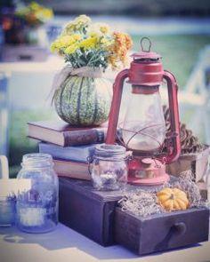 Fall Dinner   Blue Bell Farm   Vintage Rentals   Pretty Little Things