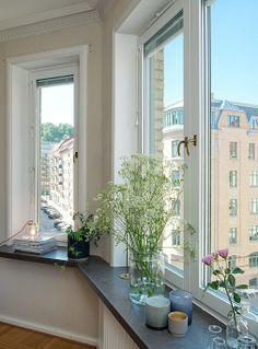 scandinavian window