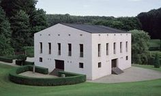 Glashutte, Germany (1985), by Oswald Mathias Ungers