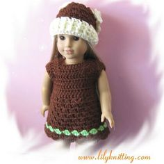 free crochet doll pattern | CROCHET PATTERN DOLL HAT « CROCHET FREE PATTERNS