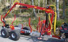 Ruka hydraulická 330 cm