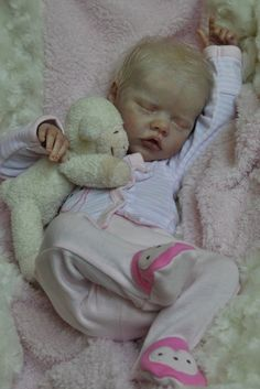 Alla s Babies Reborn Baby Girl Doll Twin B,Bonnie Brown, IIORA