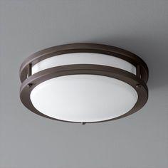 Oracle 1-Light Flush Mount