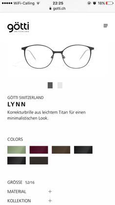 2cc9e905c52 Die 26 besten Bilder von Götti Brillen   Eyewear, Nice asses und Online  shopping
