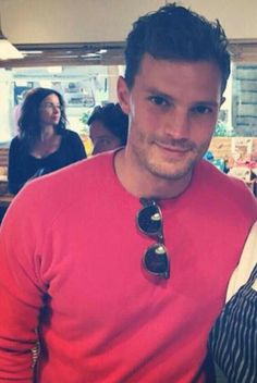 Cause of death = Jamie Dornan
