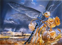 Patrick Woodroffe - The Oriental Dragon-Fly