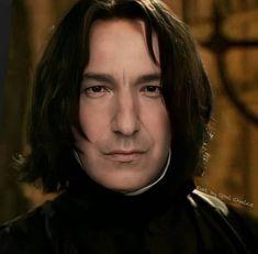 Alan Rickman Always, Snape Harry Potter, Gellert Grindelwald, Alan Rickman Severus Snape, Severus Rogue, Half Blood, Grunge Outfits, Hot Boys, Slytherin