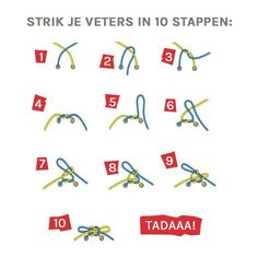 Veters strikken