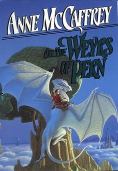 The Weyrs of Pern Anne McCaffrey For generations, the dragonriders had dedicated their lives to fighting Thread, the dreaded spores that periodically rained from the sky . Free Books, Good Books, Books To Read, Sci Fi Books, Audio Books, Dragonriders Of Pern, Anne Mccaffrey, Dragon Rider, Science Fiction Books