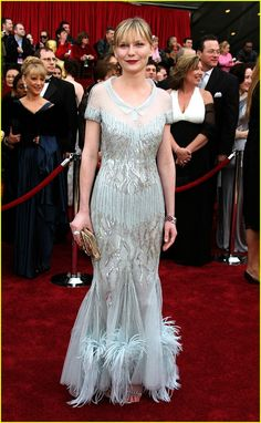 Kirsten Dunst @ Oscars 2007