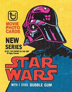 A Star Wars wrapper I don't recall.. (Topps, 1977)