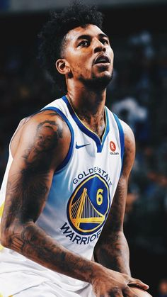 The Warriors Nick Young is another sharpshooter that stays on the three  line. 8bd335717cc