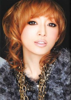 Ayumi Hamasaki - Wallpaper and Scan Gallery - Minitokyo Japanese Artists, Her Music, Record Producer, Number One, How To Memorize Things, Singer, Actresses, Elegant, Gallery
