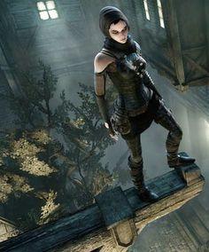 f Rogue Thief - Erin urban