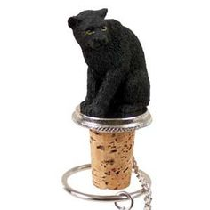 1 X Panther Bottle Stopper ** You can find more details by visiting the image link.