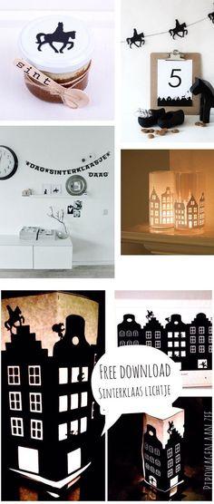 Last minute Sinterklaas versiering - New Stories