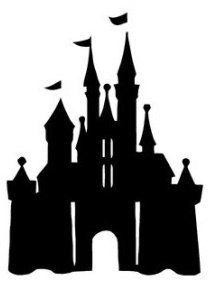 Disney Cinderella Castle PDF Cross Stitch Pattern