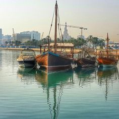Good Morning #Doha #Qatar Photo by@m7mdqtr90