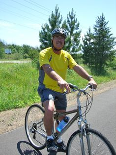 Bikes Jenkins Mn Biking on the Paul Bunyan