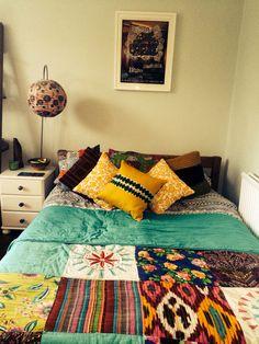 Handmade scatter cushions