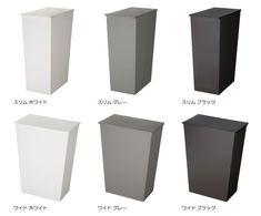 日本製 kcud クード シンプル スリム ワイド ゴミ箱 ごみ箱 ダストボックス ふた付き おしゃれ