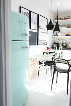 Inspiration: the mint in the kitchen - FrenchyFancy
