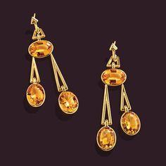 Belperron|Products|Collection|Pendulum Earrings