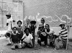 Young Players, New Orleans, 1976.    Photo by Didier Cozin