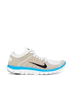 Buy Nike Free Grey Flyknit Trainers at ASOS. With free delivery and return options (Ts&Cs apply), online shopping has never been so easy. Get the latest trends with ASOS now. Nike Free 4.0, Nike Free Runs, Nike Free Shoes, Nike Shoes Outlet, Sport Fashion, Fashion Shoes, Adidas Shoes, Sneakers Nike, Look Festival