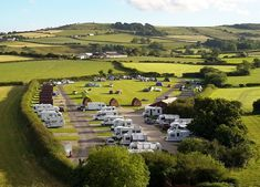 Touring Caravans and Motorhome Pitches at Middlewood Farm Holiday Park, near Robin Hoods Bay
