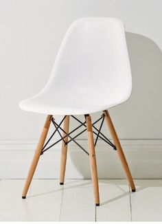 Kmart living timber/white chair & Image for Dipped Side Table from Kmart $29 | Baby Girl | Pinterest ...