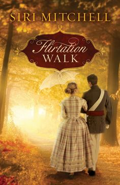 Flirtation Walk by Siri Mitchell {book review} Historical fiction set at West Point military academy in 1855. A story of honor, deception, and love. Summary: At West Point, only true love should …