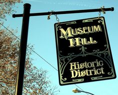 Museum Hill Historic District Sign in St. Joseph by TheDarkThing, via Flickr St Joseph, Amazing Architecture, Missouri, Museum, Lettering, Signs, Image, Saint Joseph, Shop Signs