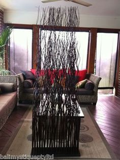 Willow Decorative Screen or Room Divider