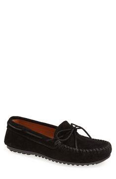 MINNETONKA Suede Moccasin.  minnetonka  shoes Minnetonka Shoes 5ad02a1f104e