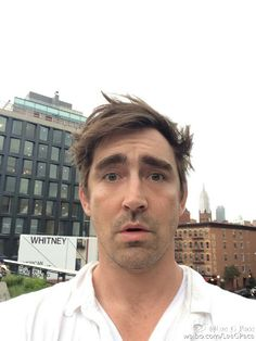 Lee pace selfies are a gift from God