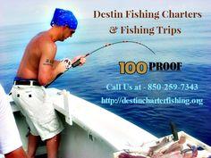 Deep Sea Fishing Charter in Destin, FL