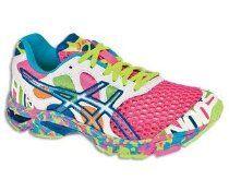ASICS Women's GEL-Noosa Tri 7 Running Shoe #colorful #sneakers