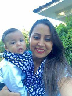 A Bandana Tal Mãe Tal Filhos é um sucesso. Mamãe e bebê ficam lindos usando o mesmo acessório.  Bandana Mãe e Filhos - R$39,00 www.lupavi.com.br/bandanamaeefilhos WhatsApp (21)96782-5745  #LupaviPatchwork #TalMãeTalFilho #bandana #BabadorBandana #lindos #acessório #moda #fashion #estiloso #azul #chevron #MundoAzul #MamãeEBebê #príncipe #Heitor #artesanato #customizado #personalizado #patchwork #Lupavi