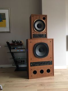 Tannoy srm15x and little red monitors
