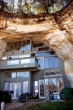 Amazing and Unusual Cave House in Festus, Mo