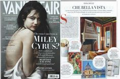 M: Comunicazione press Office Hotel Centurion Palace _ Vanity Fair _ 23 ottobre 2013