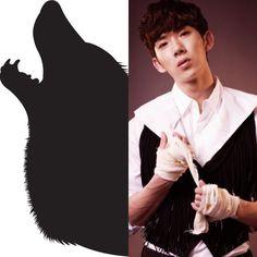 Supernatural&kpop // werewolf // Jokwon of 2am