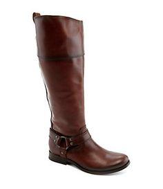 Frye Melissa Harness Wide Calf Riding Boots....Yaaaas honey yaaas!