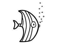 Ζωγραφίστε ένα ψαράκι #Ζωγραφική για παιδιά  #GreekCartoons
