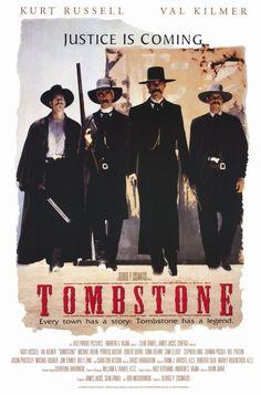 Tombstone 11x17 Movie Poster (1993)