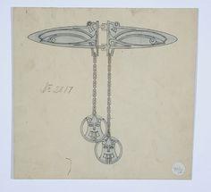 Digitalt Museum - Tegning [Skisse] Gaudernack