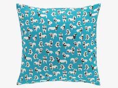 Daschund cushion (via Habitat)
