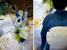 ikebana centerpiece maybe? Japanese Wedding Kimono, Cherry Blossom Theme, Never Getting Married, Dream Wedding, Wedding Stuff, Ikebana, Wedding Inspiration, Wedding Ideas, Just In Case